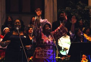 multicultural worship service unityone 2010
