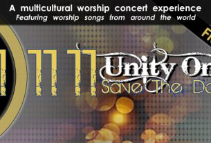 Unity One November 11th 2011 Save The Date