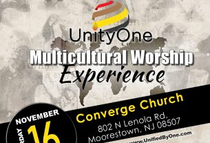 Multicultural Worship Experience New Jersey UnityOne