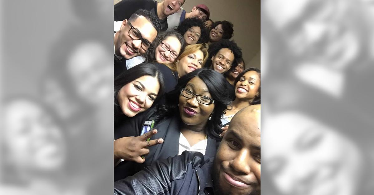 unityone multicultural worship team 2015
