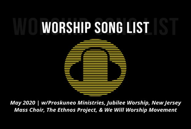 multicultural worship song list May 2020